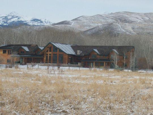 Idaho Lodge - Whitetail Hunt