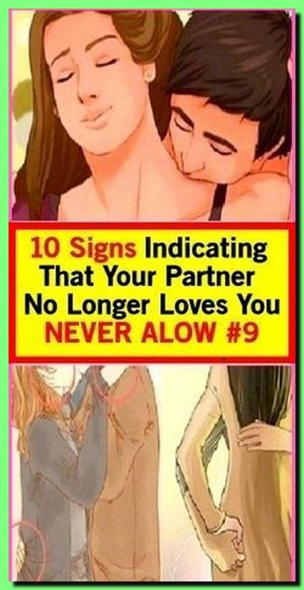 10 SIGNS INDICATING THAT YOUR PARTNER NO LONGER LO