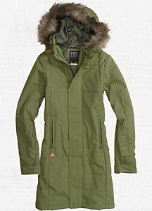 e2816c8b13 Women s Vertue Jacket - In love with Burton s new winter gear ...