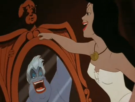Vanessa Human Ursula Little Mermaid