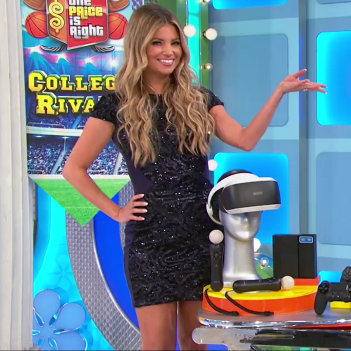 Amber Lancaster Price Is Right