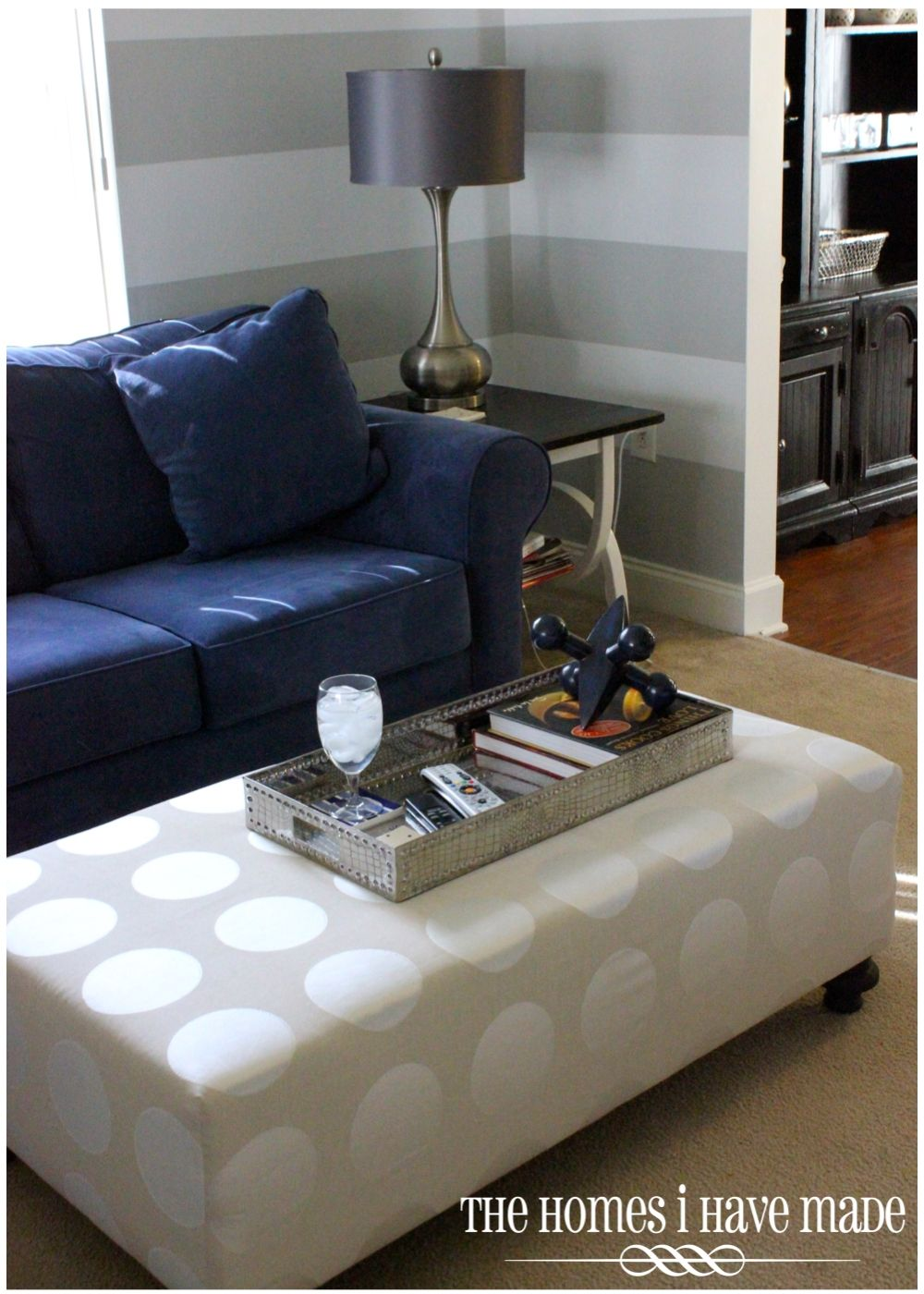 How To Make An Oversized Ottoman Tutorial With Images Diy