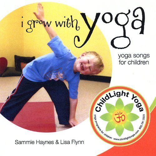 Sammie Haynes - I Grow With Yoga
