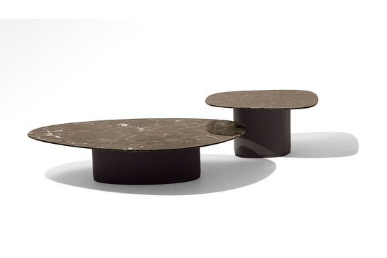 Galet Low table by Lounge tables Coffee
