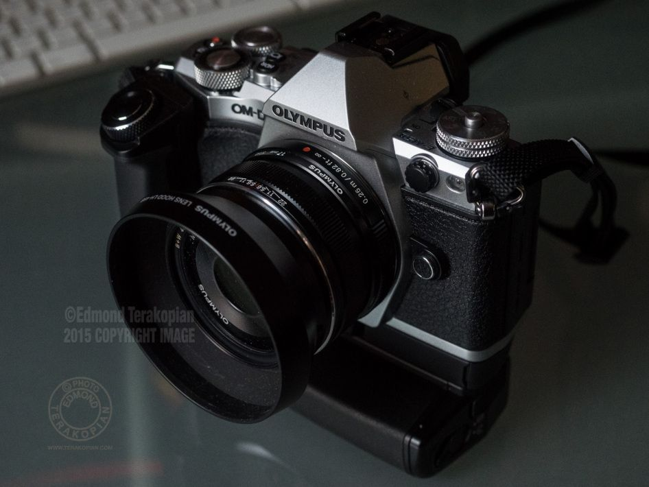 Olympus OM-D E-M5 Mark II Review: The new Olympus OM-D E-M5
