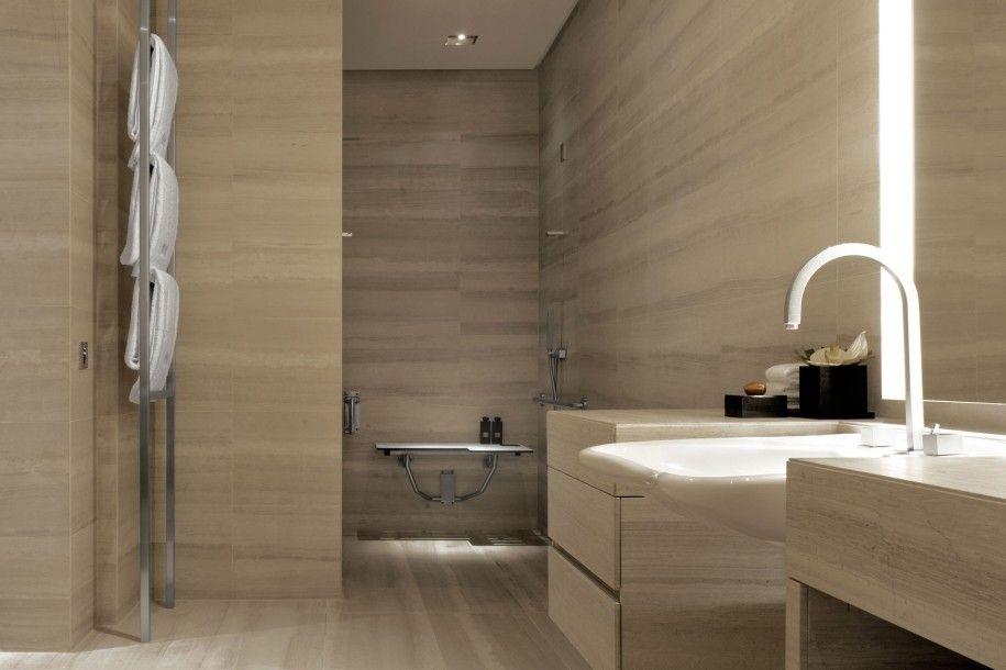 Armani Hotel Dubai Bathroom