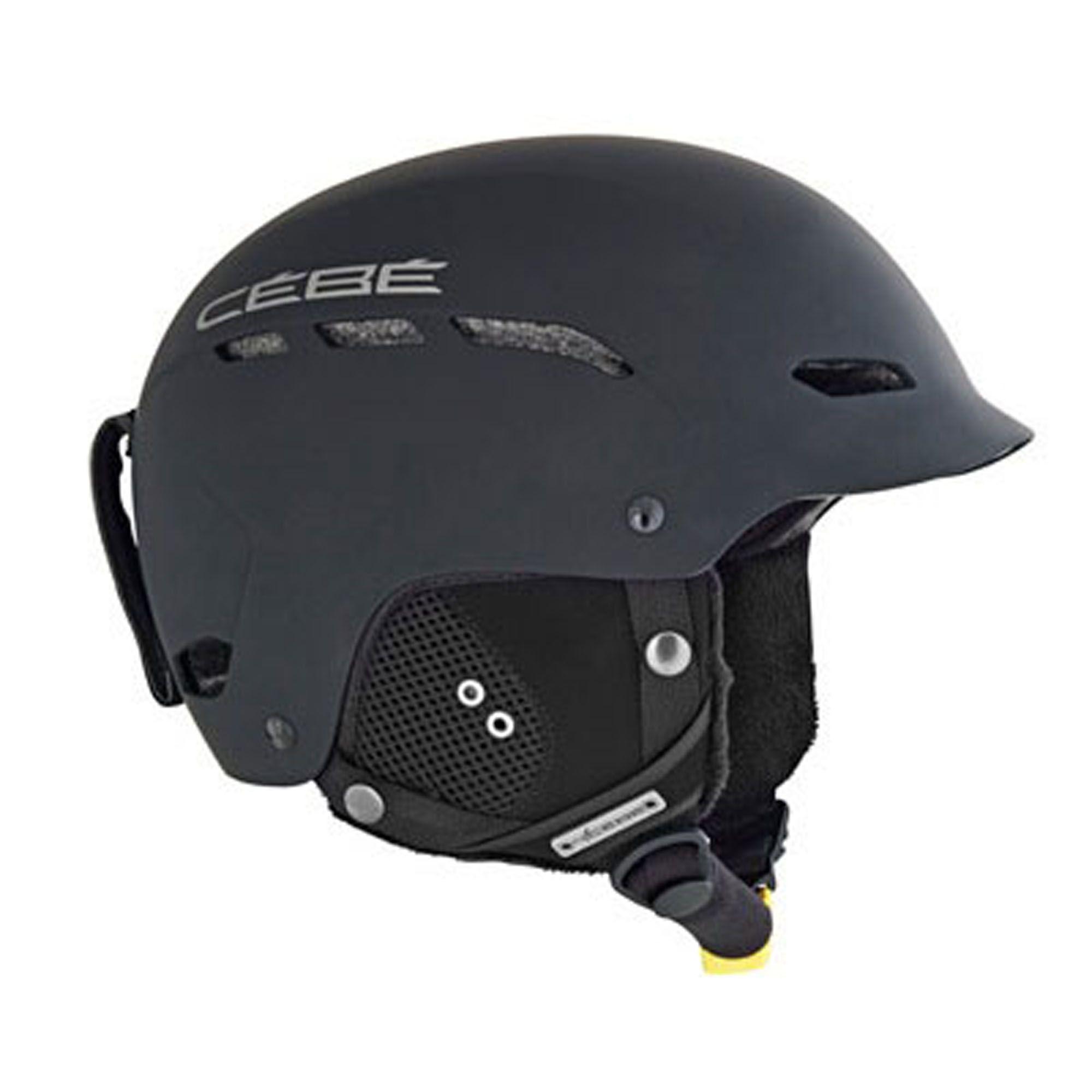 CEBE' Dusk Black 55 / 58 cm Caschi, Sci, Sport