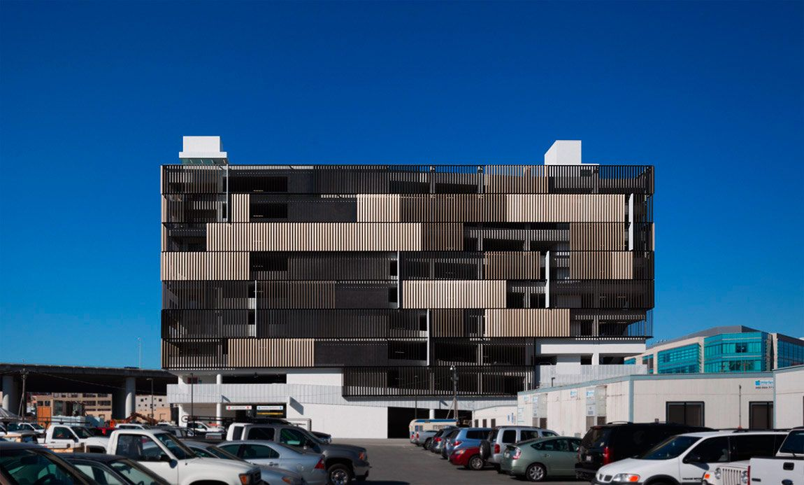 Zahner Photography Of Ucsf-photograph-parking-lot