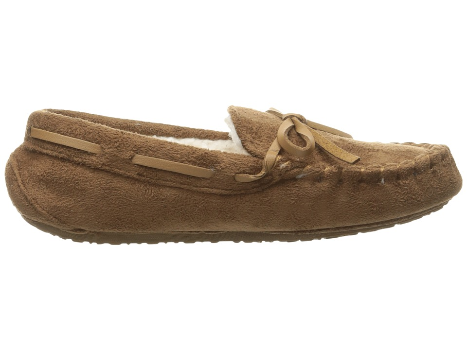 dcff96bd Stride Rite Alex Moccasin (Toddler/Little Kid) Boy's Shoes Brown ...