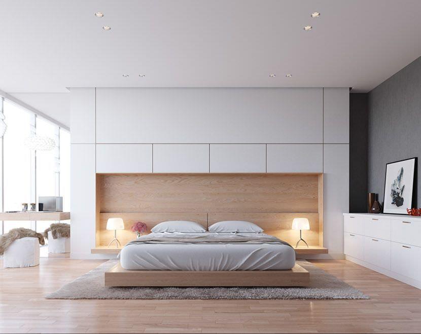 Immagini Camere Da Letto Moderne.100 Idee Camere Da Letto Moderne Stile E Design Per Un Ambiente