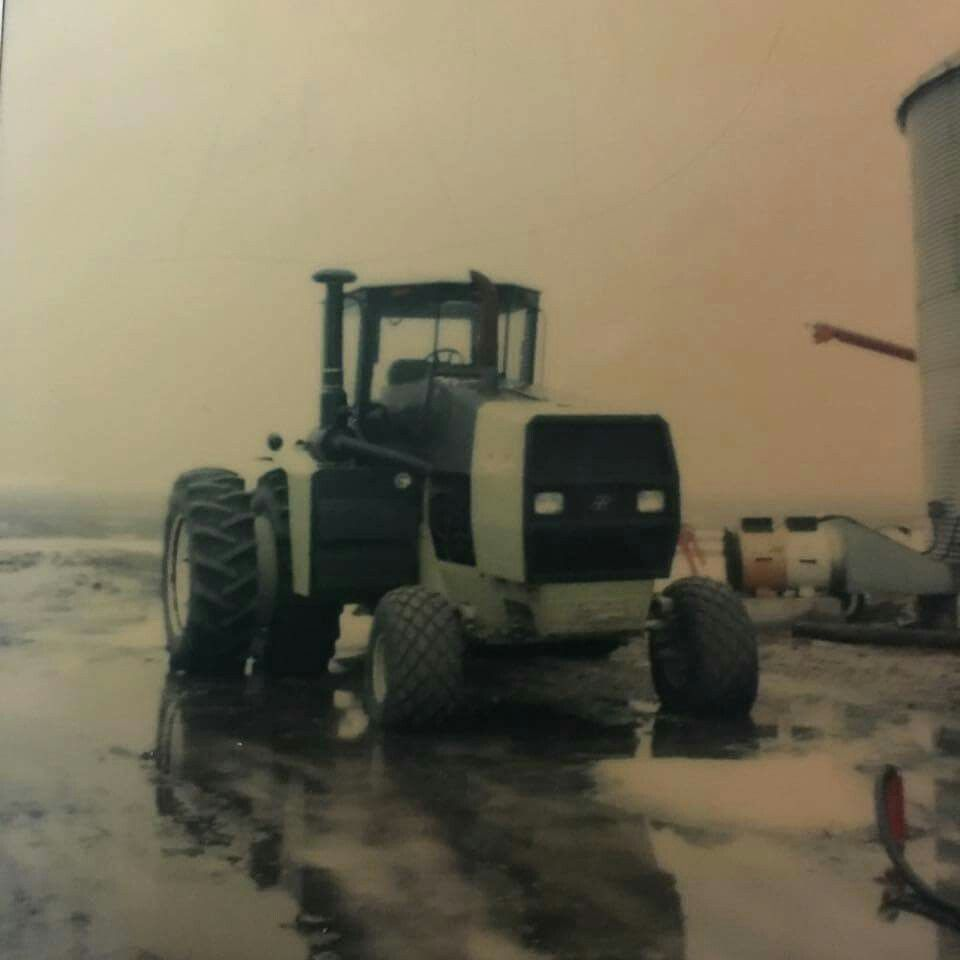 The only 2 wheel drive Steiger ever made 300 hp