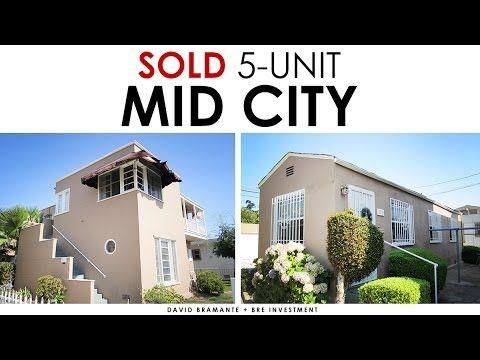 Bre Mid City Apartment Buildings For Sale 1614 6th Avenue La Ca 90019 Midcity Mid City 90019 Breinvestment Mid City City Apartment Apartment Building