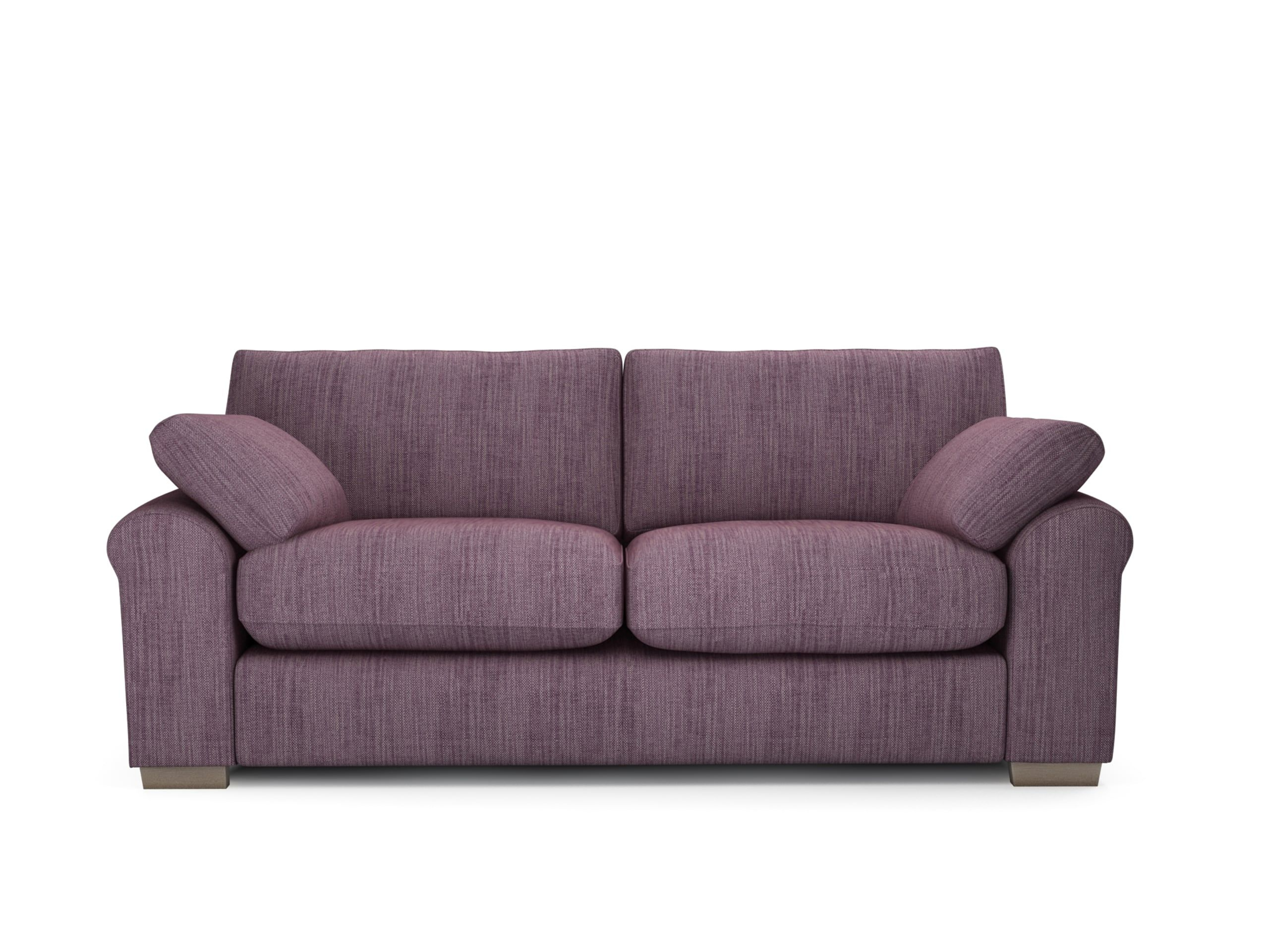 The Lounge Co Sophia 3 Seater Sofa In Soft Woven Chenille Alpine Berry Big And Comfy Soft And Sumptuous Sophia Is The Perfe Beautiful Sofas Sofa Lounge