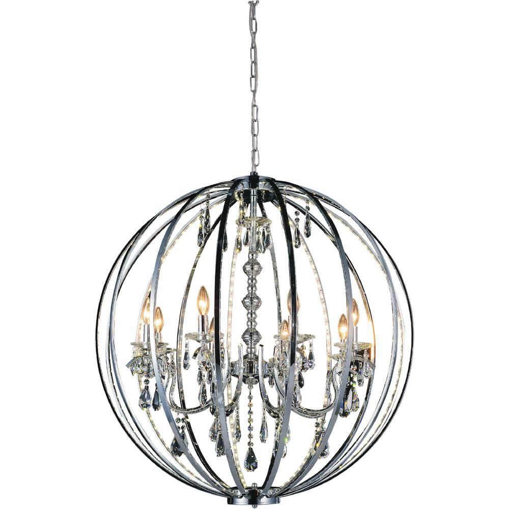 LED Integrated Chandeliers You'll Love in 2020 | Wayfair