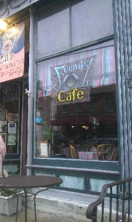 The Foundry Cafe Cold Springs Ny