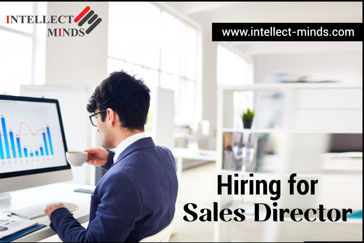 Opening For Sales Director In Singapore Programme Manager