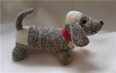 Goes! join. Sock puppy toy vintage think