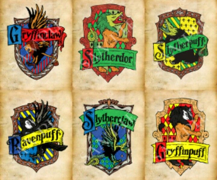 Hogwarts Combine Houses I M Gryffinclaw What Is Your House Varinha Harry Potter Corvinal Harry Potter