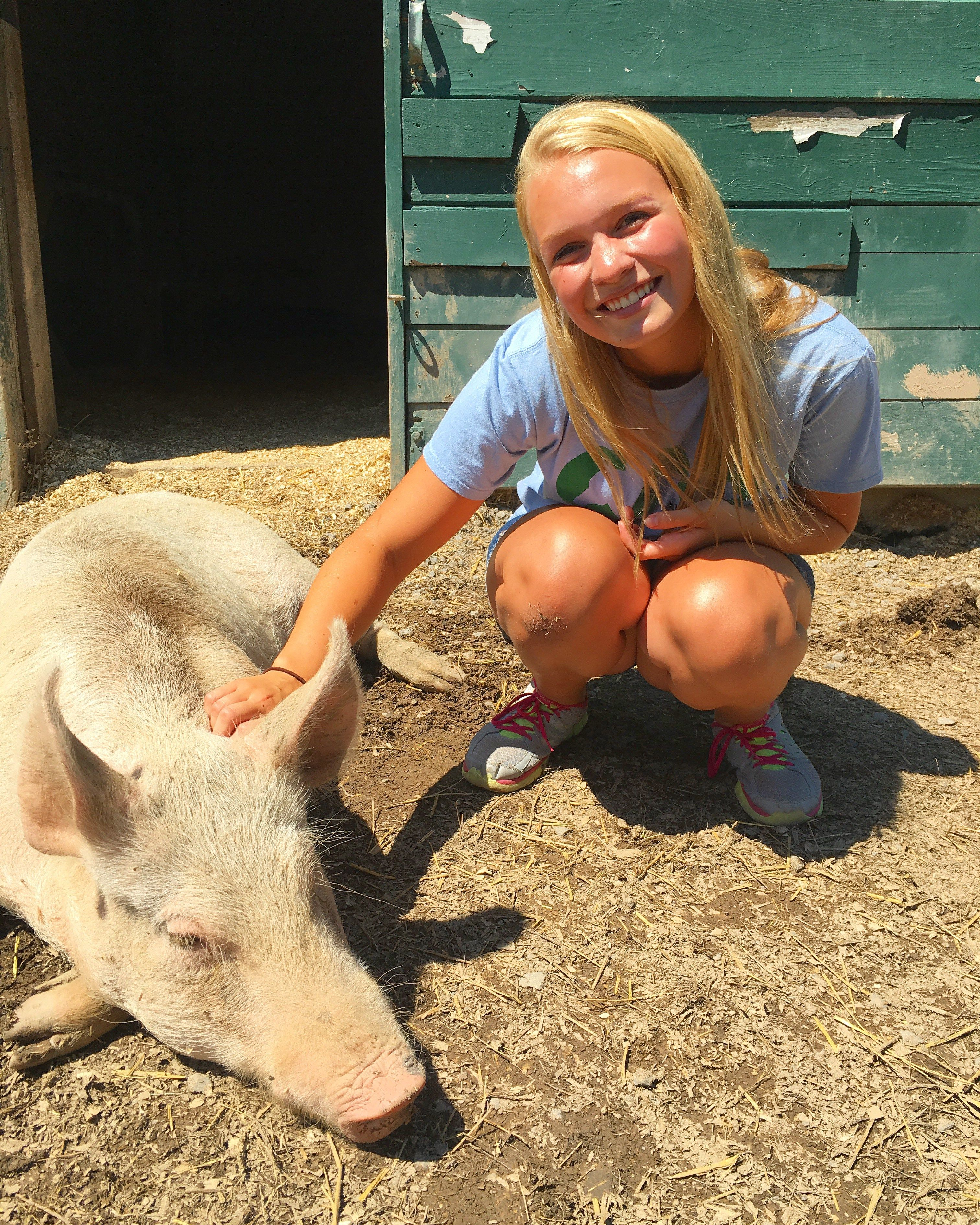 My name is Rachel Wojciak, and I am a eighteen-year-old vegan activist and advocate for peaceful protesting and animal rights. I am currently a freshman at the University of New Hampshire, where I …