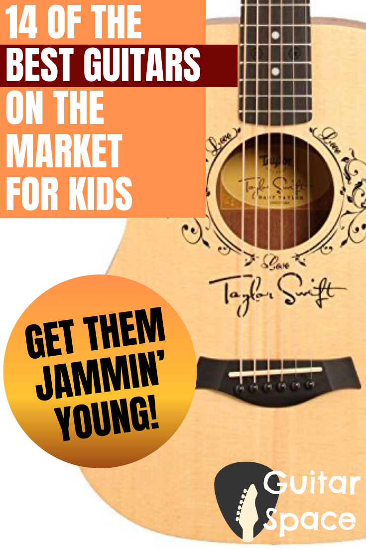 14 Of The Best Guitars On The Market For Kids Get Them Jammin Young Guitar Reviews Guitar Best Acoustic Guitar