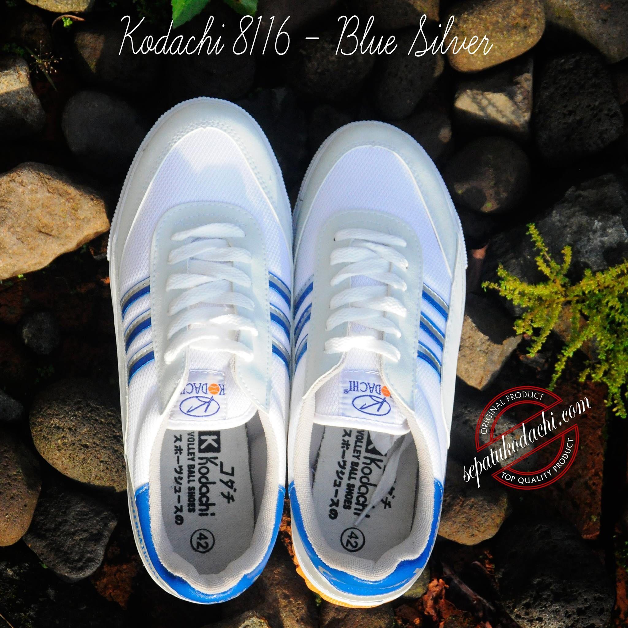Sepatu Kodachi 8116 Kuning Biru Sepatu Biru Kuning