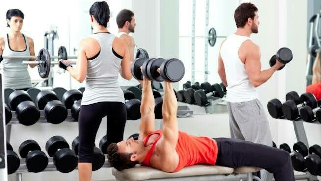 Fitness Gym Workout Challenge Popular Workouts Fun Workouts