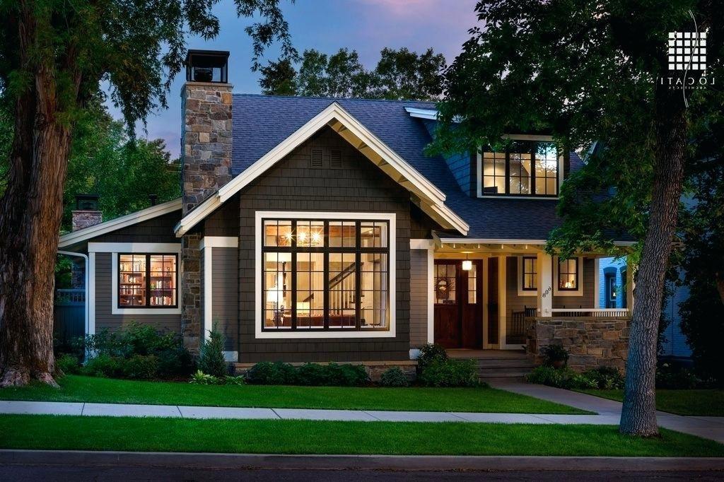 Craftsman house colors craftsman house exteriors single