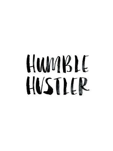 Art Print: Humble Hustler by Brett Wilson : 16x12in