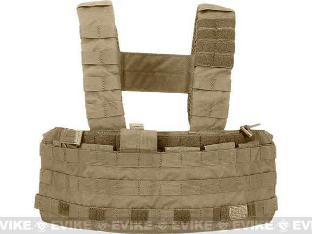 5.11 Tactical TacTec Chest Rig Sandstone $79.99 http://www.evike.com ...