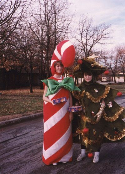 Christmas Preparations Are Mounting As The Days Are Getting Near When The Festivities Would Blow Up Our Christmas Tree Costume Tree Costume Candy Cane Costume