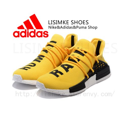 arrebatar brecha Persona con experiencia  NMD Human Mens Womens Race Running Shoes Sneaker Pharrell Williams us5-11.5  | Shoes nike adidas, Nike shoes, Sneakers