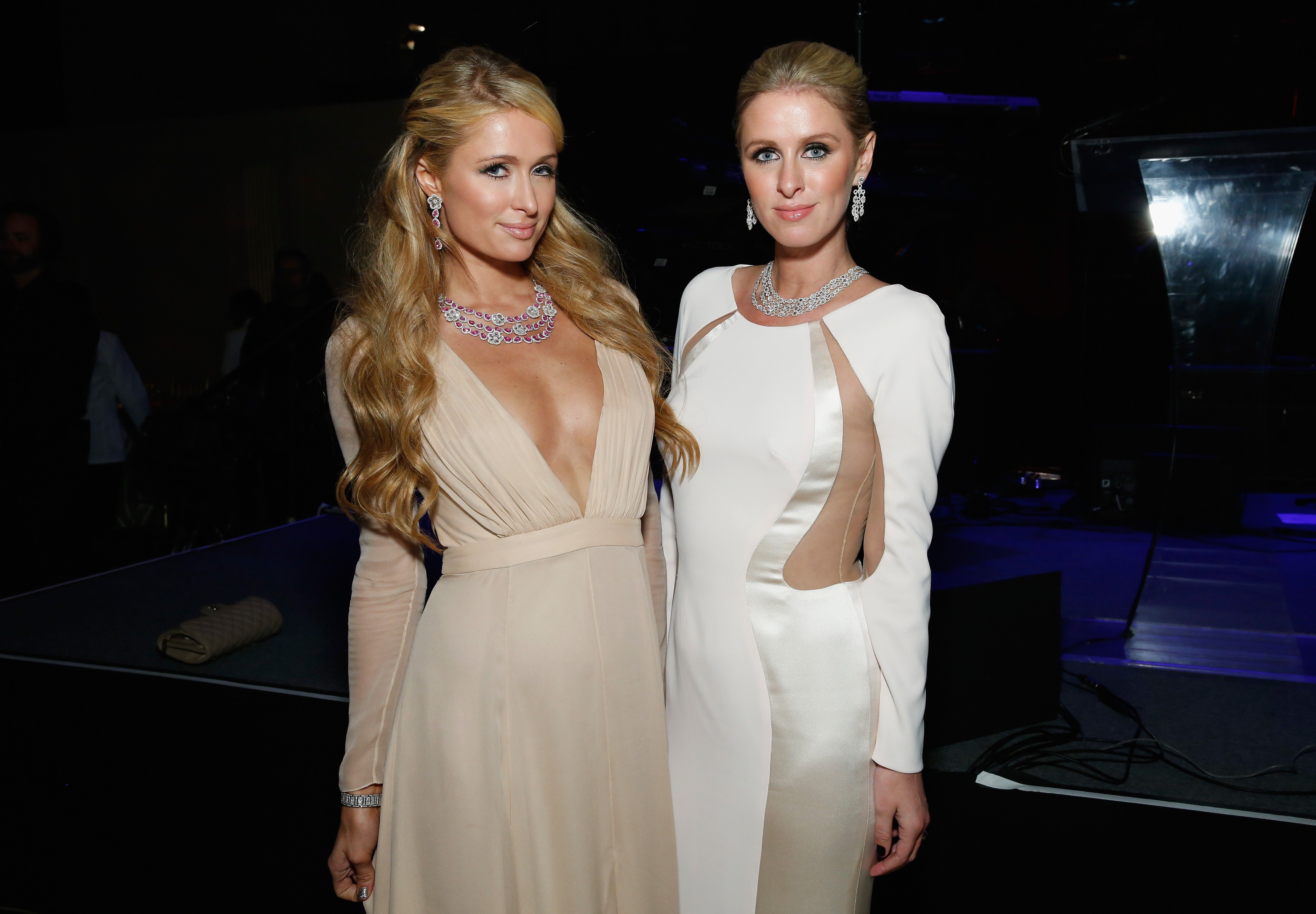 Paris Hilton e Nicki Hilton (Foto: Getty Images)