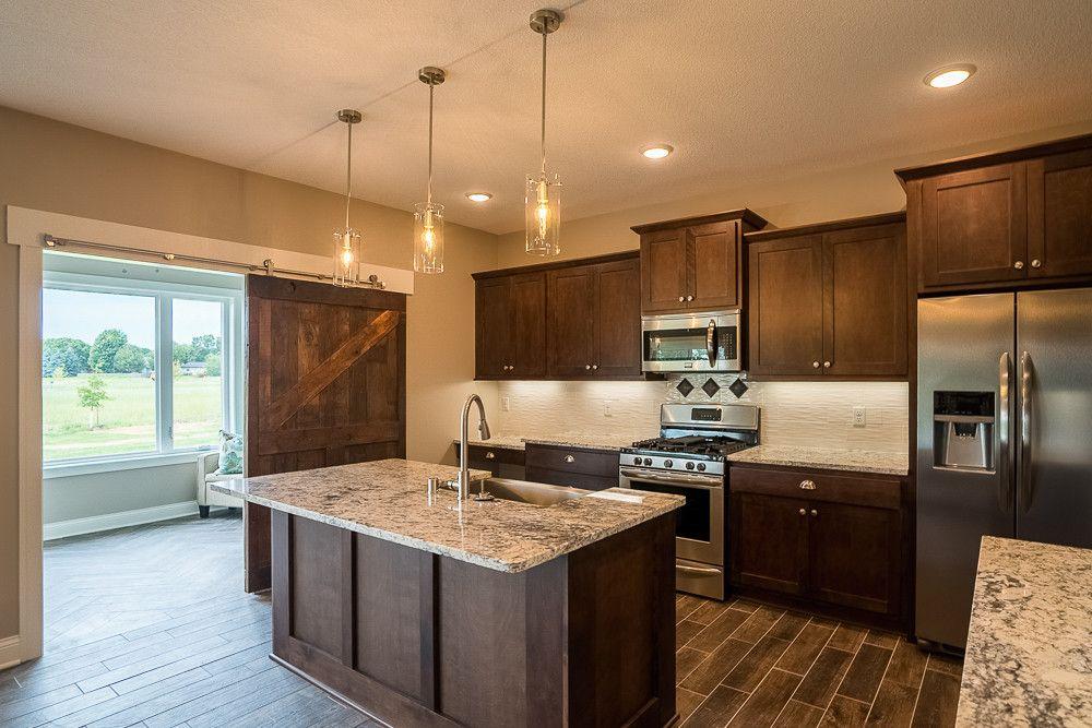 Barn Door Interiordesign, Kitchen Cabinets Mankato Mn