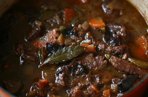 Foodista | Recipes, Cooking Tips, and Food News | Beef and Prune Casserole