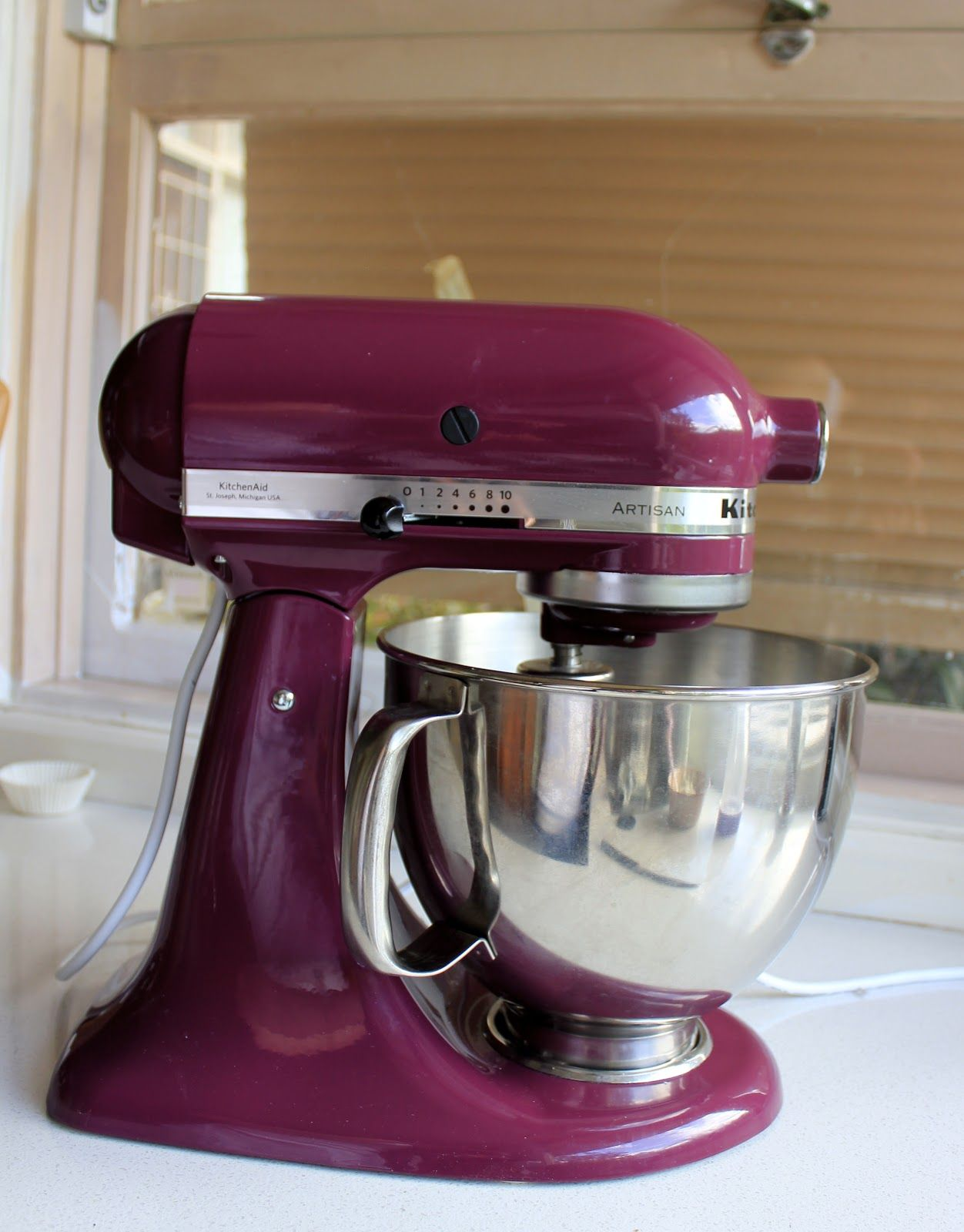 Kitchenaid Artisan Gelb Boysenberry Kitchenaid My Kitchen Items Kitchen Items Kitchen