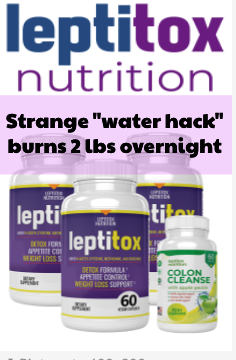 Series Comparison Leptitox  Weight Loss