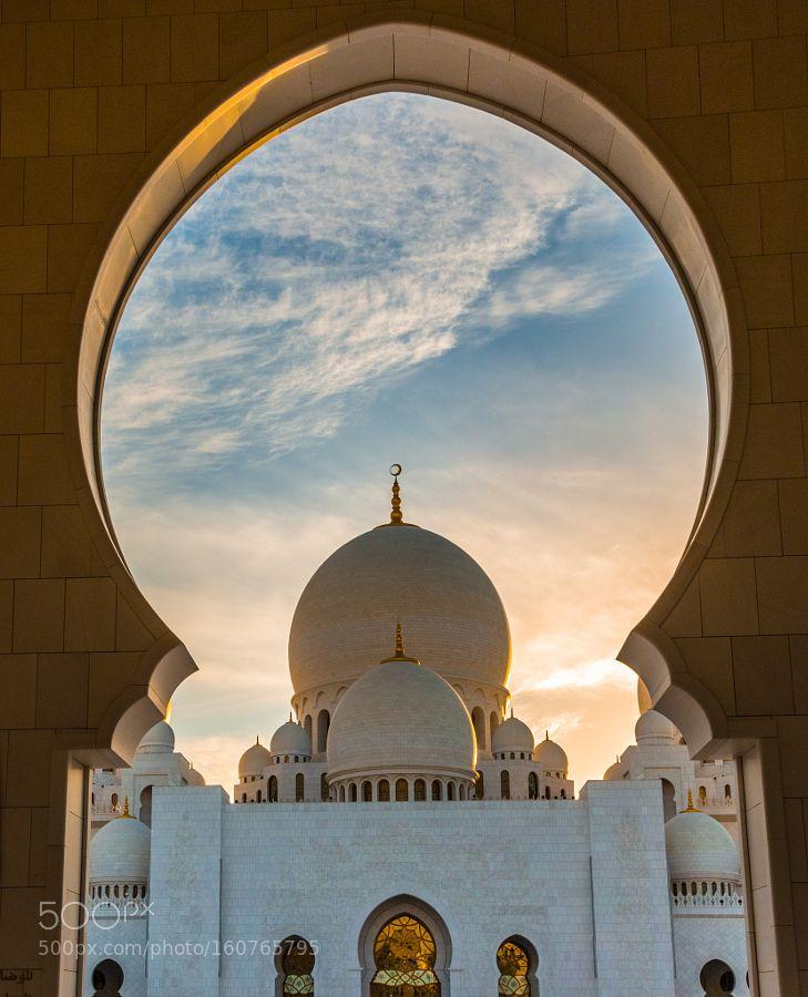 مسجد الشيخ زايد By Hassan Ksa
