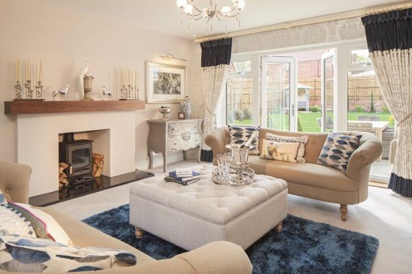 Taylor Wimpey Dovecote Place Showhome Interior Web