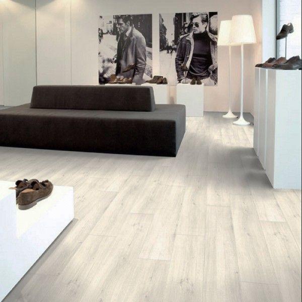 Aquastep Waterproof Laminate Flooring for bathroom and kitchen Beachhouse Oak V-Groove