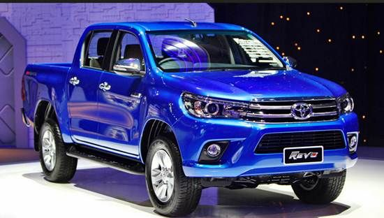 new car release ph2016 Toyota Hilux Revo Philippines  Autocar Release Date