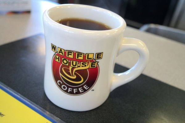 Waffle House Just Partnered With The Uber For Package Delivery Waffle House Coffee House Coffee Cups