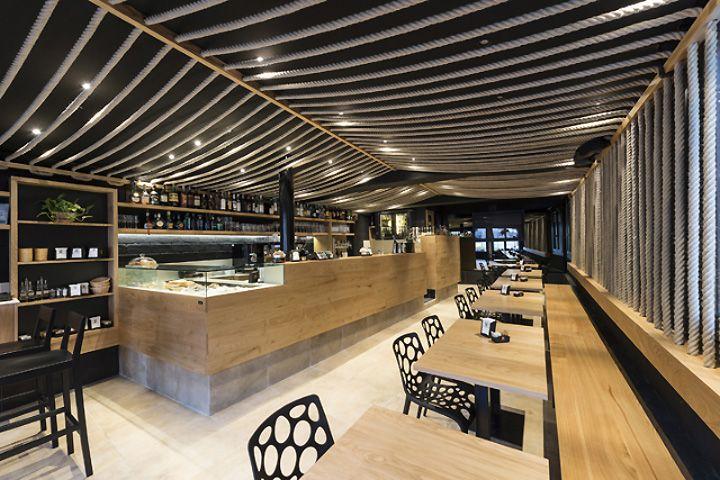 Al Parlamento Restaurant Amp Cafe By Silvia Simionato