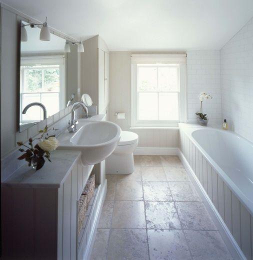 Vintage Bathroom Design Victorian Cottage Bush Hill Park North London
