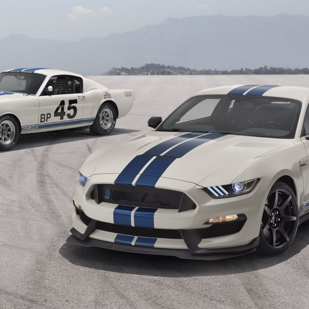 Mustang 2020 Best Of 2020 Ford Mustang Shelby Gt350 Heritage Edition A Repeat We In 2020 Mustang Shelby Mustang Ford Mustang Shelby