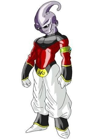 Kid Buu Jiren Absorbed Dbz Dragon Ball Dragon Dragon Ball Z