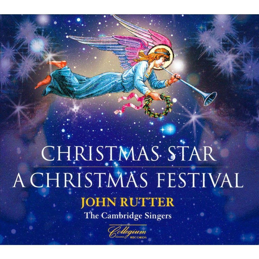 Cambridge Singers - Christmas Star / A Christmas Festival (CD ...