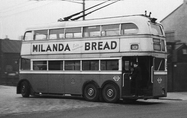 Image result for white bread 1950 Scotland