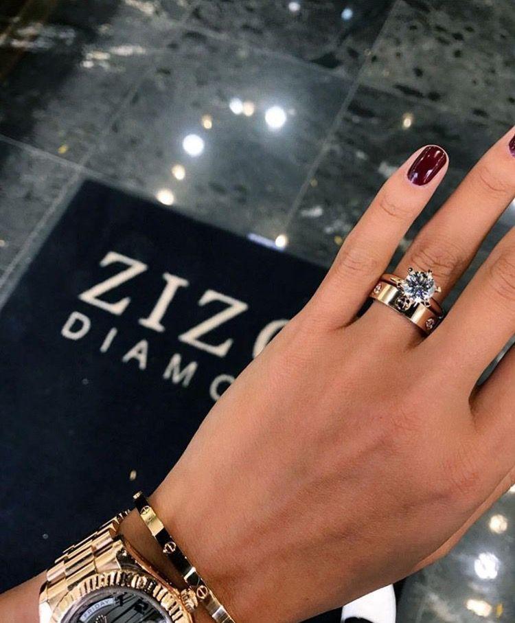 Cartier Goals Big Wedding Rings Diamond Wedding Bands