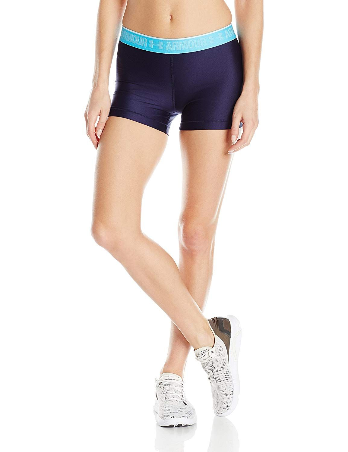 Under Armour Womens Links Novelty Shorts
