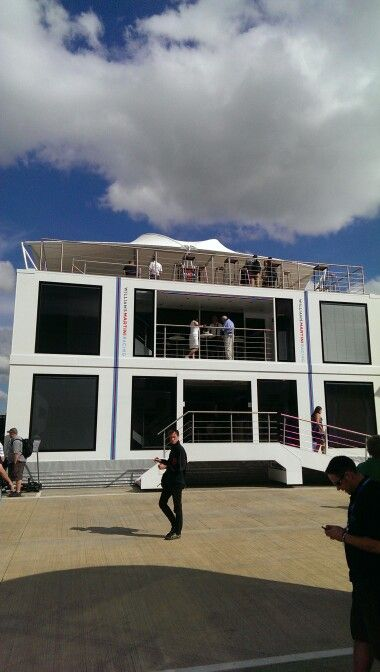 Williams 3 storey Mobile Home